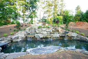 Large-Koi-Pond-and-2-waterfalls-e1381885598540
