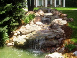 Water-Garden-Feature