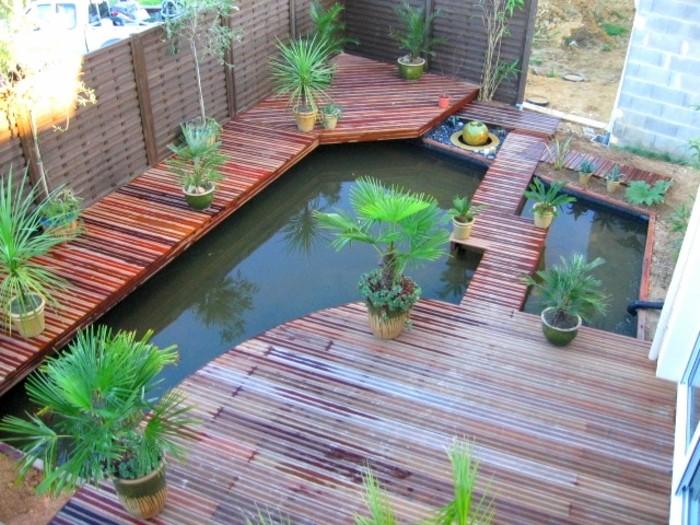 trompe l 39 il pour la forme du bassin forum bassin. Black Bedroom Furniture Sets. Home Design Ideas