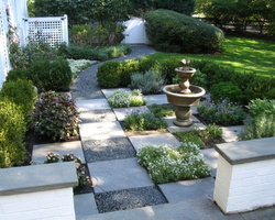12 geometry-design-garden-paths-gravel-and-tiles-path